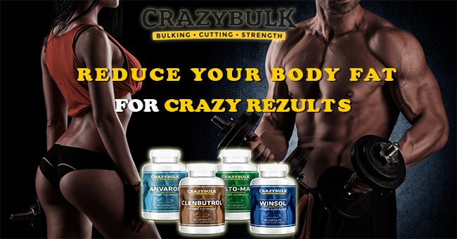 Crazy Bulk Legal Steroids UK