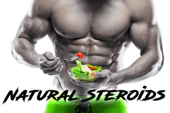 Natural Steroids Foods