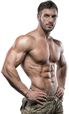 cutting steroids results